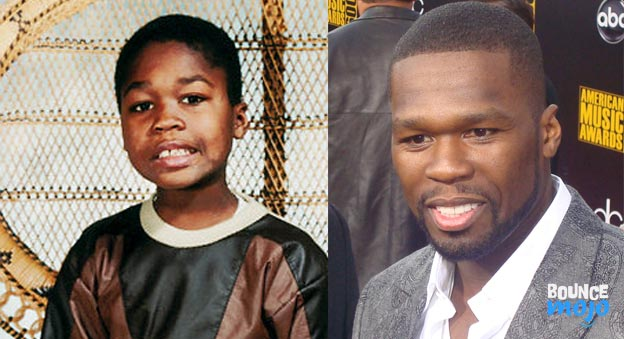 50 Cent Early Life
