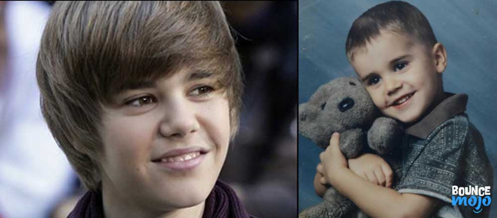 Justin Bieber Early Life