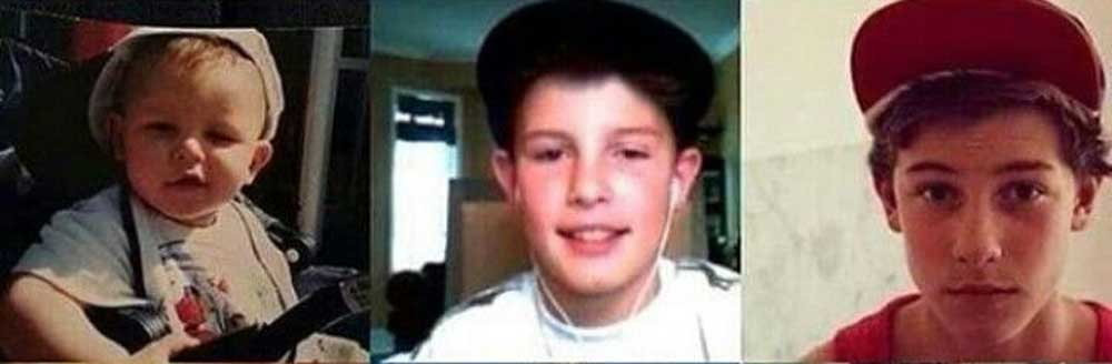 Young Shawn Mendes