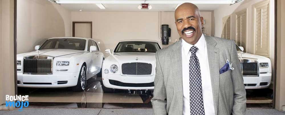 Steve Harvey Cars