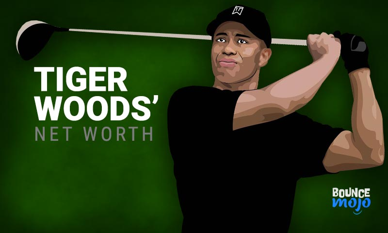 Tiger Woods' Net Worth
