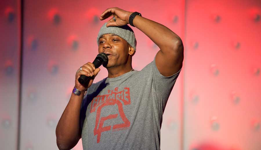 Dave Chappelle Career