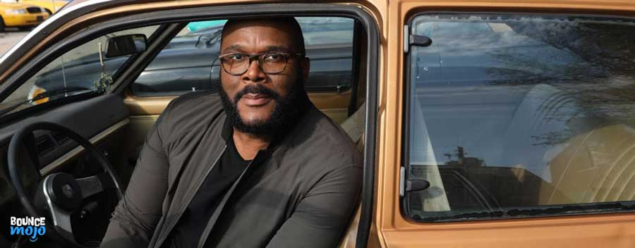 Tyler Perry Cars