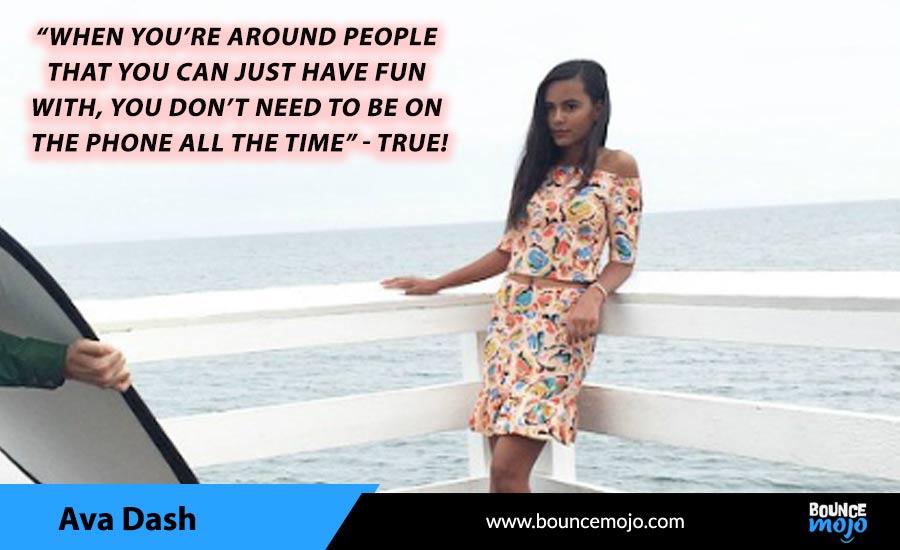 Ava Dash Quotes