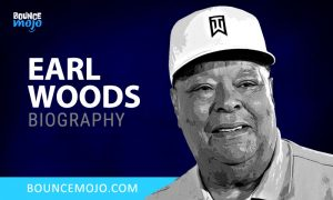 Tiger Woods Dad Bio