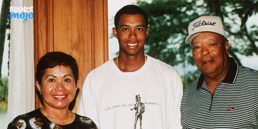 Tiger Woods Dad Family