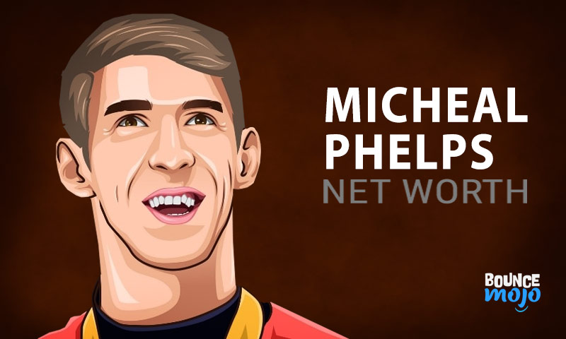 Micheal Phelps Net Worth