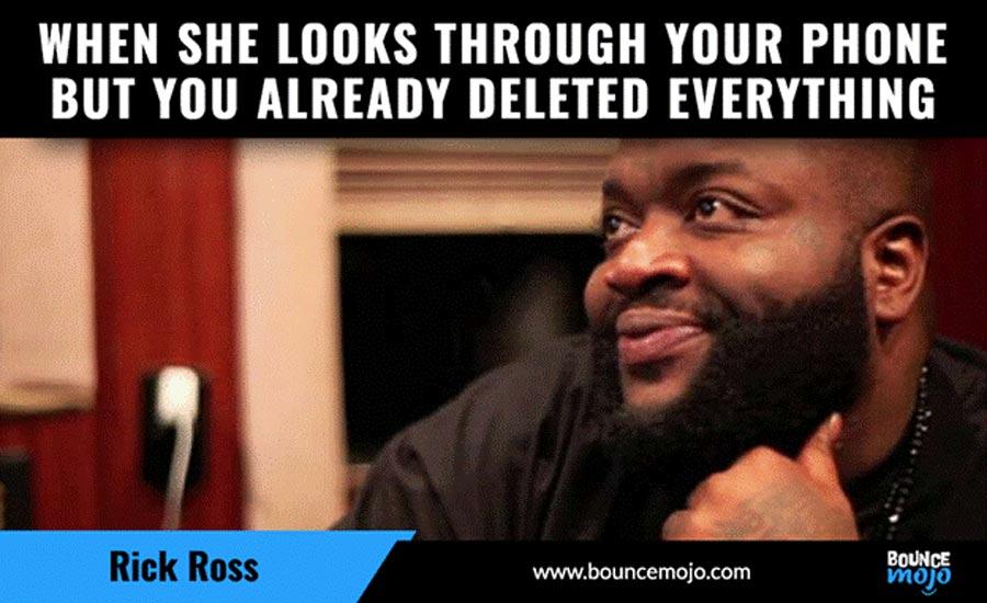 Rick Ross Meme