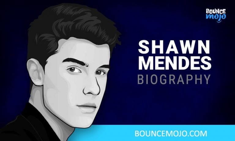 Shawn Mendes Biography (2021)  Family | Education | Career [UPDATED]