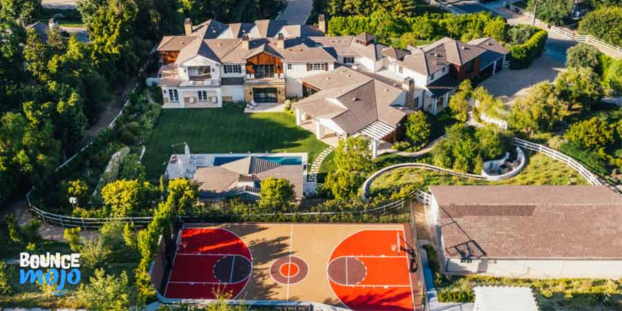 The Weeknd Houses