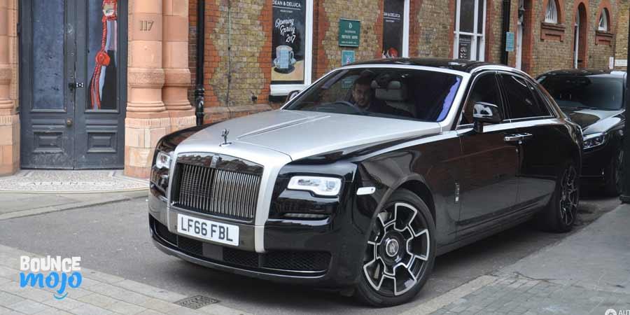 DJ Khaled Cars