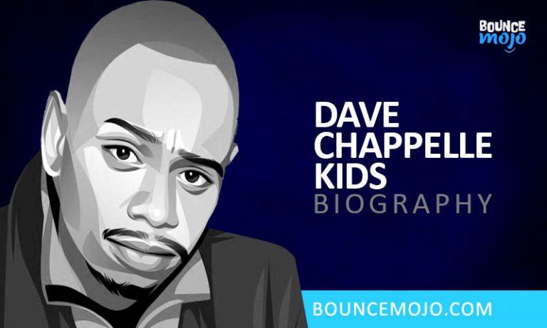 Meet Dave Chappelle Kids: [Sulayman, Ibrahim and, Sanaa]