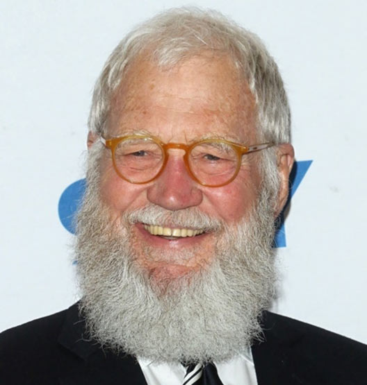 Who Is David Letterman