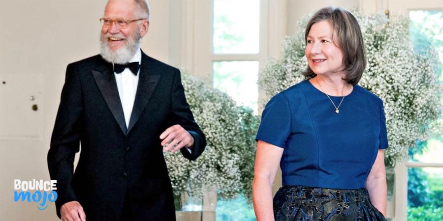 David Letterman Relationships