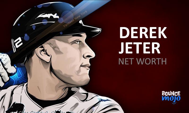 Derek Jeter's Net Worth