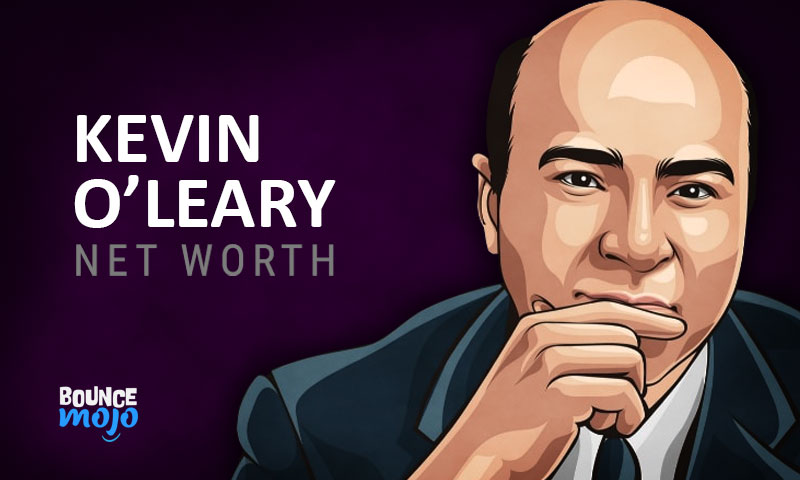 Kevin O'Leary Net Worth