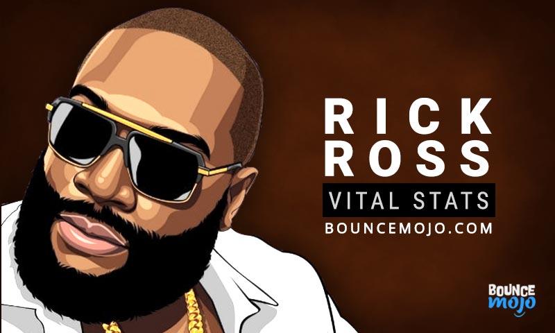 Rick Ross Vital Stats
