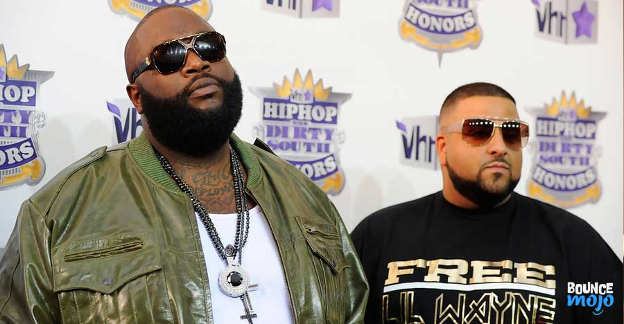 What is Rick Ross's Chest & Waist size