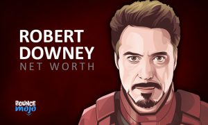 Robert Downy Net Worth