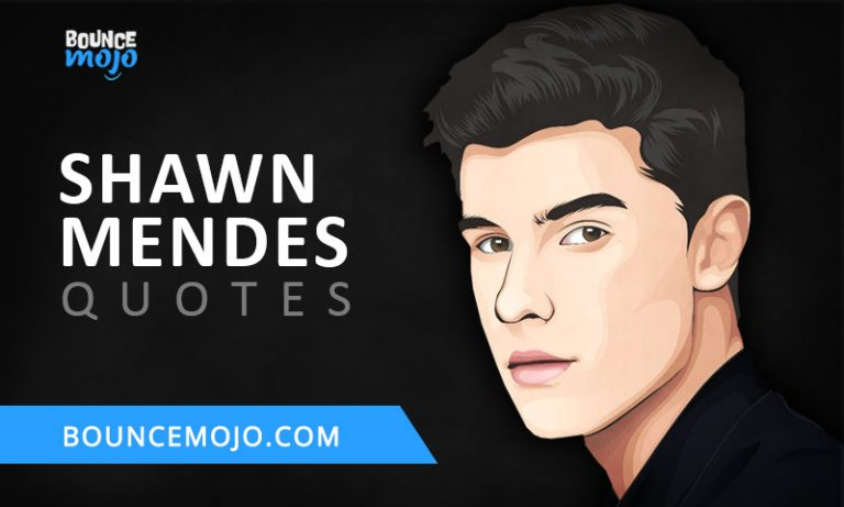 50+ Best Shawn Mendes Quotes (2021)