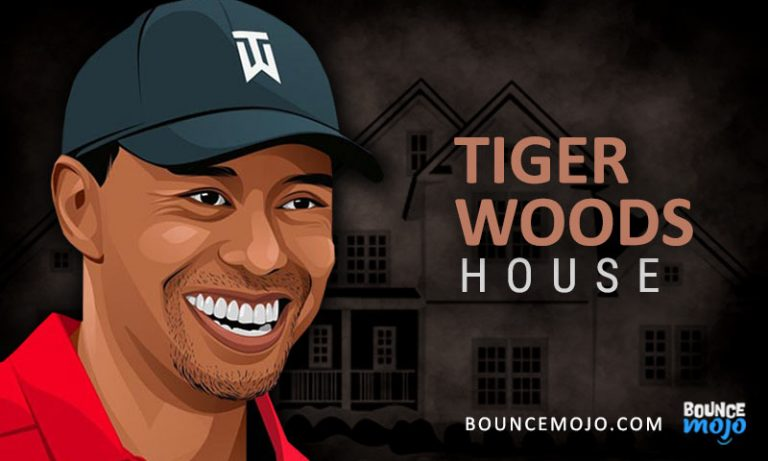 Inside Tiger Woods Houses [Pictures Inside & Out]
