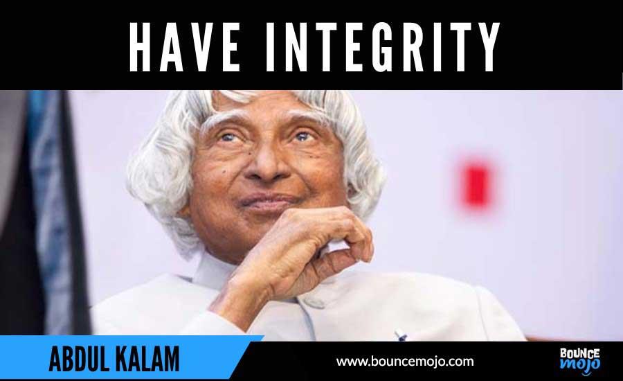 10 Dr APJ Abdul Kalam Life Lessons
