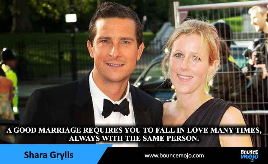 Shara Grylls Quotes