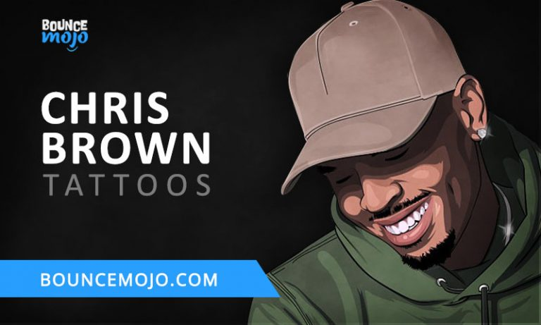 30+ Chris Brown Tattoo [& Their Meanings] 2021