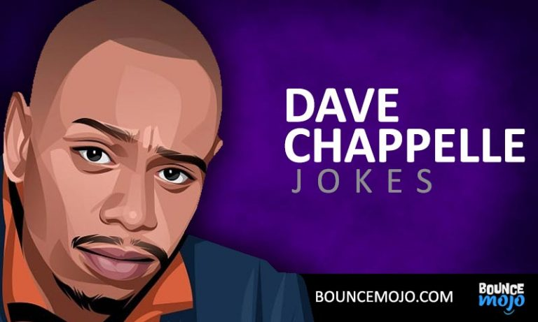 20+ Best Dave Chappelle Jokes [FUNNIEST COLLECTION] 2021