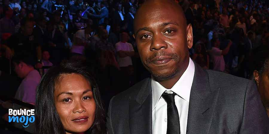 Dave Chappelle Wife Relationships