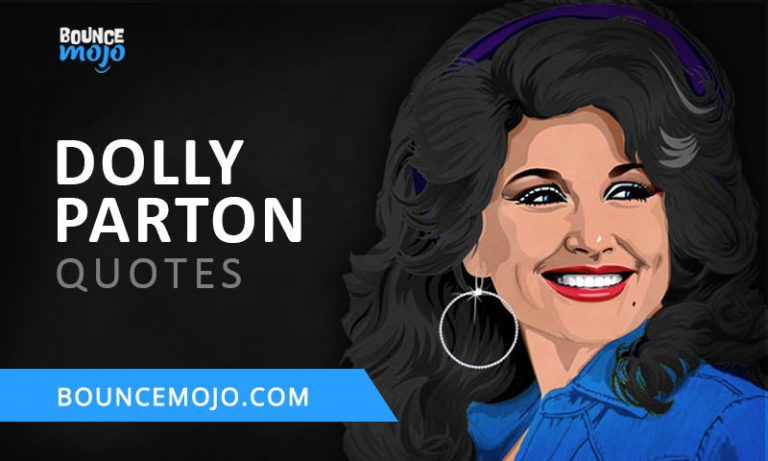 20+ Best Dolly Parton Quotes (2021) Life & Success