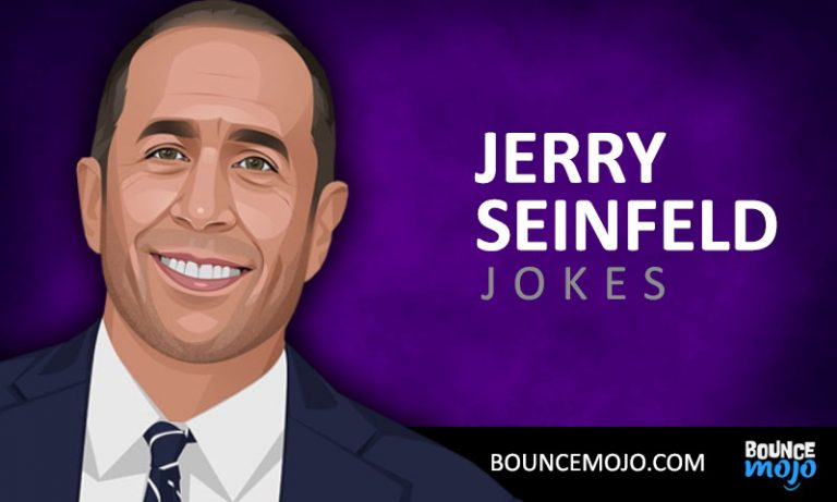50+ Jerry Seinfeld Jokes  [His Best Stand Up Jokes Ever]