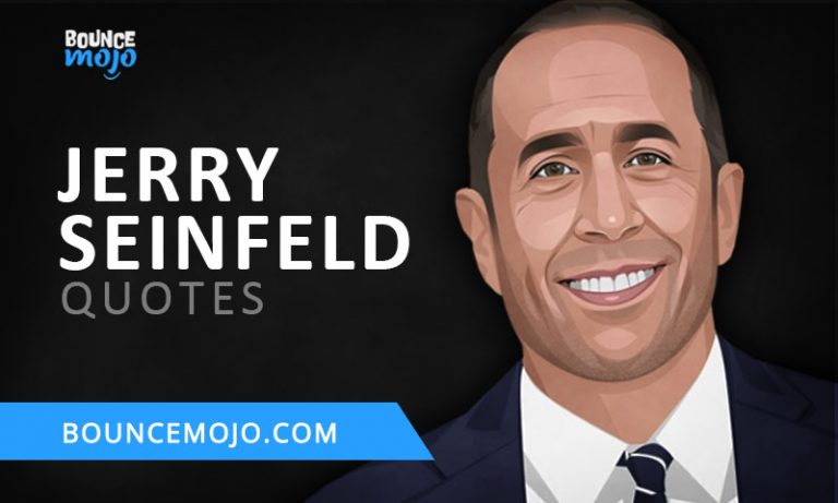 50+ Best Jerry Seinfeld Quotes (2021) Life & Success