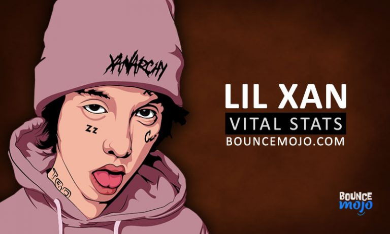 Lil Xan Height, Weight, & Body Statistics [UPDATED]