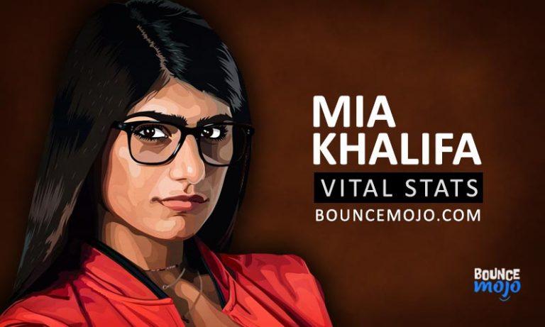 Mia Khalifa Age (2021)  Vital Stats | Height | Weight [UPDATED]