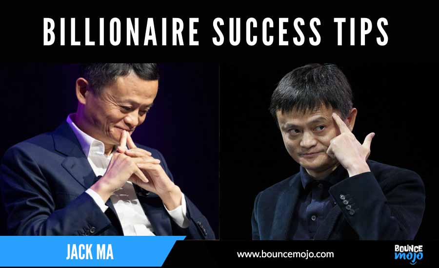 Success Tips by Jack Ma