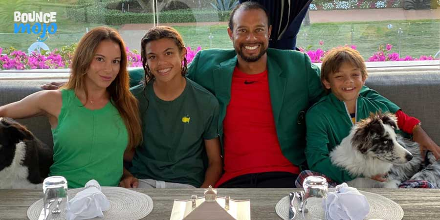 Who Are Tiger Woods Children