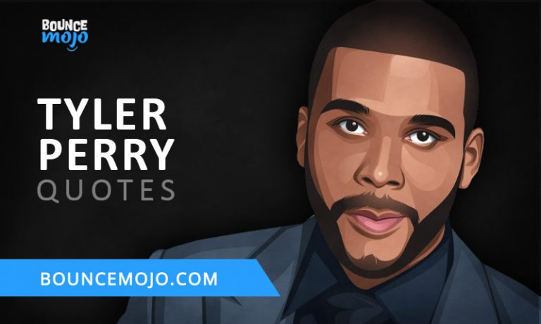 65+ Best Tyler Perry Quotes (2021) Life & Success