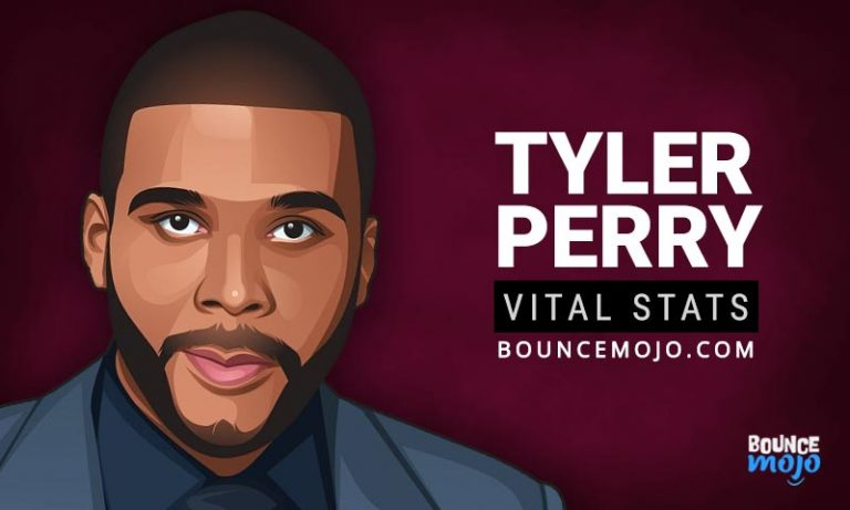 Tyler Perry Height, Weight, & Body Statistics [UPDATED]