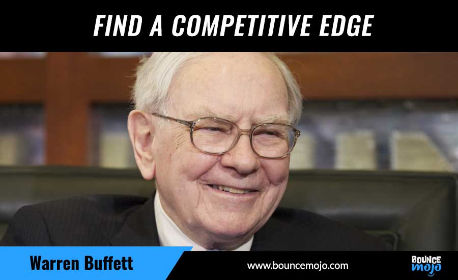 Find A Competitive Edge