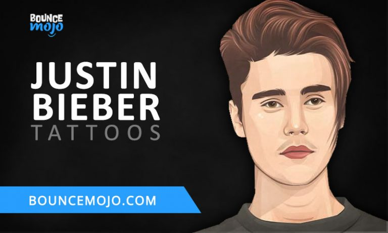 60+ Justin Bieber Tattoos (2021): [PICTURES] & Their Meanings