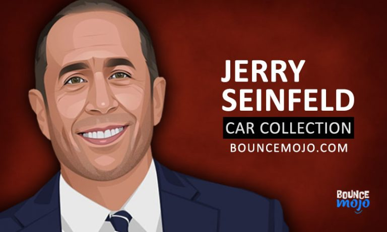 40+ [Stunning Images] Jerry Seinfeld Car Collection (2021)
