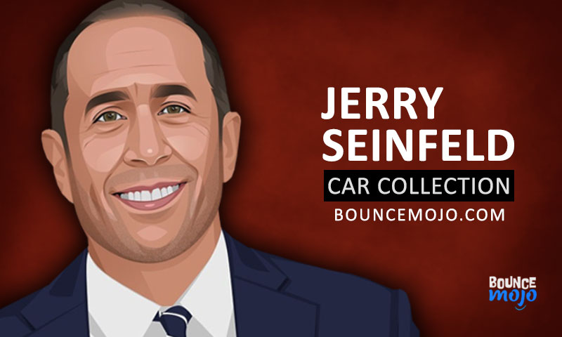 Jerry Seinfeld Car Collection FI