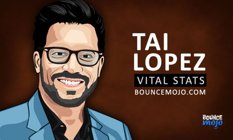 Tai Lopez Height, Weight, Age  Body Statistics [UPDATED]