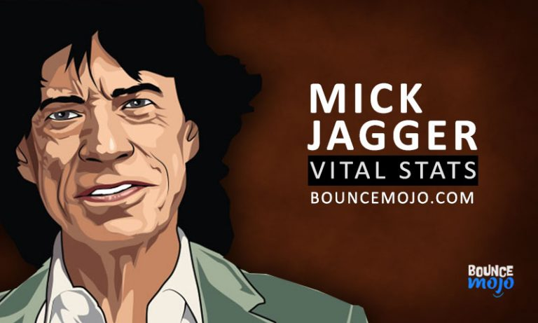 Mick Jagger Height, Weight, Age  Body Statistics [UPDATED]