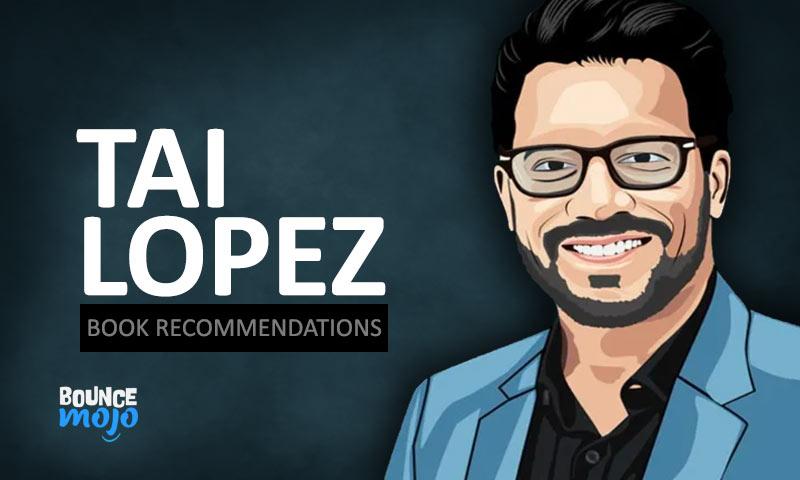 Tai Lopez Books Recommendations