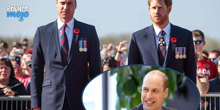 Prince Williams and Harry