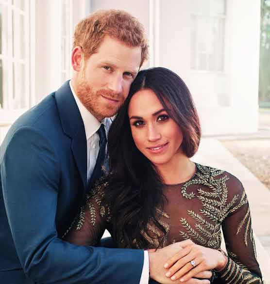 Who are Harry and Meghan