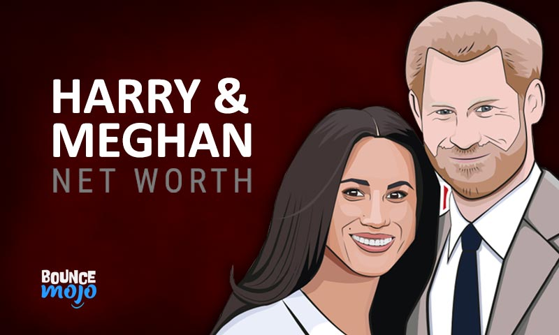 Harry and Meghan Net Worth