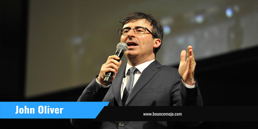 John Oliver Height Weight and Age